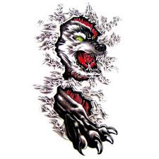 compare prices on wolf tattoos designs online shopping buy low