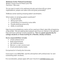 acupuncture job opportunities