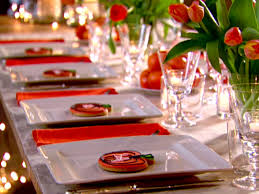 barefoot contessa table tips food network