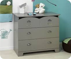 commode chambre garcon chambre enfant commode gris farrow and deco