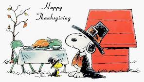 happy snoopy thanksgiving of country living