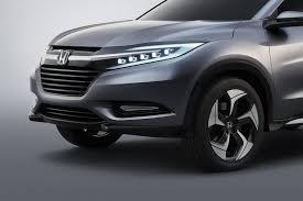 Honda Urban Honda Urban Suv Concept New Small Croosover 2 Tunedtech Car