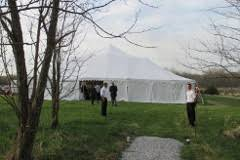 large tent rental 40 x 120 large white reception tent rental
