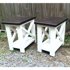 tables for rent rustic end tables electricnest info