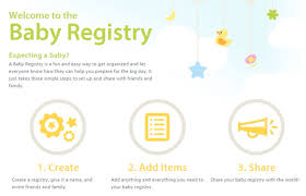 baby registery introducing walmart canada s newest baby registry