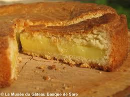cuisine basque recettes la véritable recette du gâteau basque traditionnel le musée du