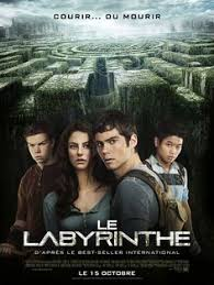 the maze runner film enter the labyrinth in first exclusive the maze runner poster