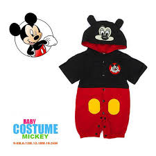 Mickey Mouse Toddler Costume Baby Costume Mickey Mouse The Baby Store Ph