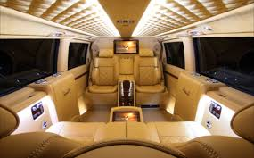 Private Jet Interiors Executive Jet From The Luxury Mobile Office Company Holds A Dirty