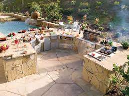 backyard designs with pool and outdoor kitchen kitchen design backyard designs with pool and outdoor kitchen
