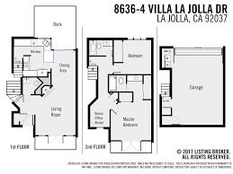 regent heights floor plan 8636 villa la jolla dr 4 la jolla ca 92037 mls 170012791