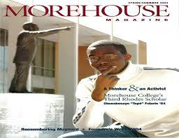morehouse magazine winter 2017 by morehouse college issuu