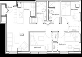 mayo clinic floor plan home 318 commons