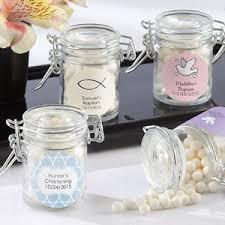 favor jars glass favor jars for baptisms set of 12 gift baskets