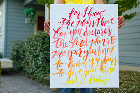 great graduation gifts graduation gift idea painted quote on canvas oh so pretty