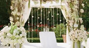 wedding arches decorated with burlap wedding 01 orly