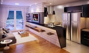 tapis plan de travail cuisine 1001 conseils et idées pour une cuisine ouverte sur le salon