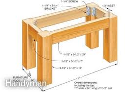 How To Build A Cabinet Base Build Your Own Concrete Table Family Handyman