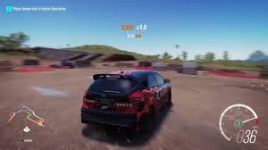 hoonigan rx7 twerk stallion forza horizon 3 warehouse drift hoonigan youtube