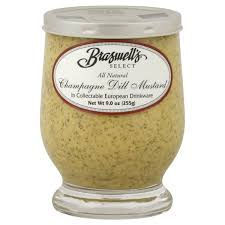 dill mustard braswell s mustard chagne dill 9 00 oz from whole foods