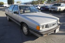 1980 audi 5000 for sale 1984 audi 5000 manual 5 cylinder no reserve for sale photos