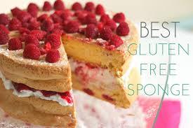 best gluten free sponge cake gf df isle of flora