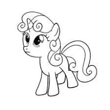 55 u0027my pony u0027 coloring pages toddler love color