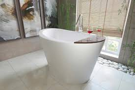 small freestanding baths for petite bathrooms bathtubs idea