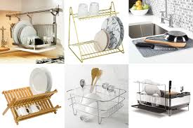 stylish and functional best dish racks and drainers apartment