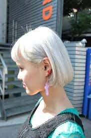 haircuts for white hair unique hairstyles white hair hairstyles for thin white hair