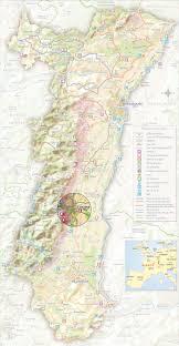 Alsace France Map by Colmar Tourism Alsace