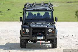 land rover malaysia gallery land rover defender limited edition in malaysia u2013 13