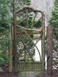 delighful wood fence double gate h inside design inspiration