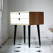 Mid Century Nightstands Side Table Modern Bedside Tables Nightstands Modern Bedside