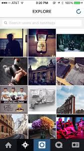 instagram screenshots mobile patterns