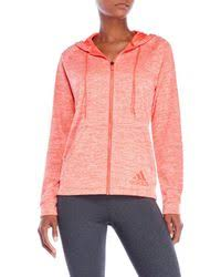 free people take it easy hoodie in pink lyst