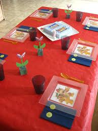 decoration table anniversaire 80 ans anniversaire mario la fête les hobbies d u0027aurélie