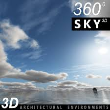 3d sky models turbosquid