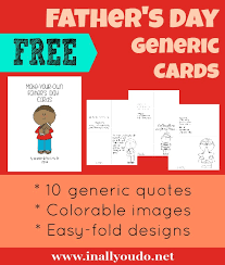 free fathers day cards s day diy coloring cards