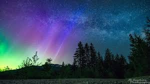 northern lights salem oregon solar storm could spark northern lights around northwest on sunday