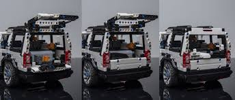 lego land rover lego land rover discovery 4