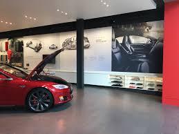 seg tension fabric signage at tesla car dealership 40 visuals