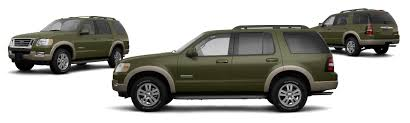Ford Explorer Green - 2008 ford explorer awd eddie bauer 4dr suv v8 research groovecar