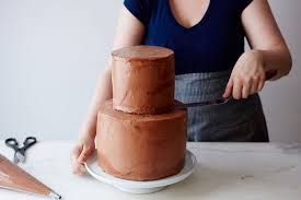 A Wedding Cake How To Diy A Wedding Cake Without Hyperventilating