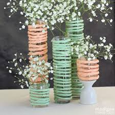 Mint Green Vase A Simple Centerpiece With Baby U0027s Breath