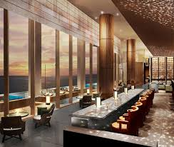 Traditional Chinese Interior Design Elements Conrad Makes Philippine Debut With Hotel Perched On Top Of