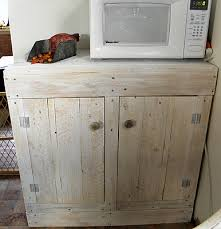 How To Build A Cabinet Box by Remodelaholic How To Make A Rustic Pallet Cabinet