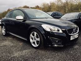 volvo hatchback interior used volvo c30 cars for sale motors co uk