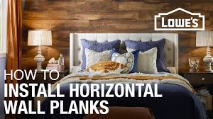 Laminate Flooring On A Wall How To Install Laminate Planks Horizontally On A Wall Youtube