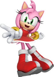 Amy Rose – Sega Wiki - Alles über Alex Kidd, Sonic the Hedgehog ... - 419px-ASR_Amy